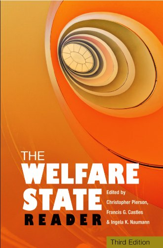 The Welfare State Reader By Edited by Christopher Pierson