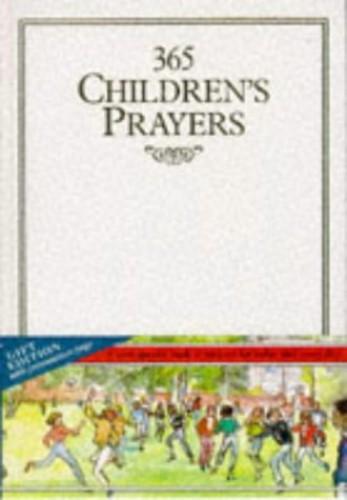 365 Children's Prayers By Carol Watson