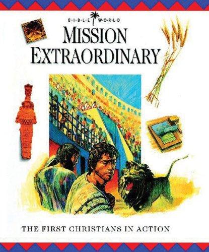 Mission Extraordinary By John Drane