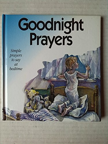 Goodnight Prayers By Edited by Maureen Bradley