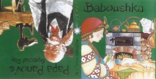 Baboushka Papa Panov (Christmas Minibooks S.) by Arthur Scholey