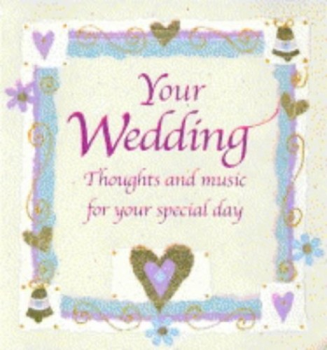 Your Wedding CD Giftbook By Anita Burman