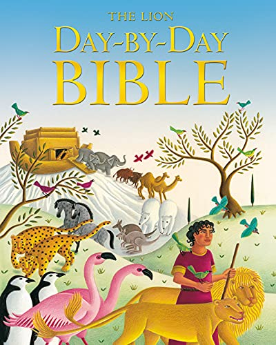 The Lion Day by Day Bible by Mary Joslin