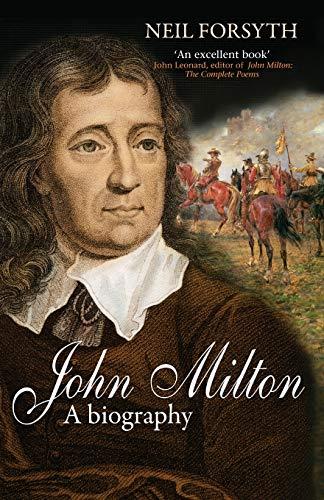John Milton By Neil Forsyth