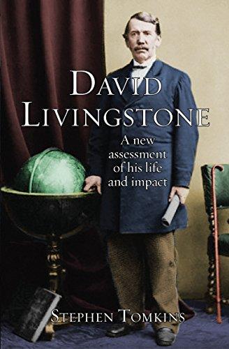 David Livingstone By Stephen Tomkins