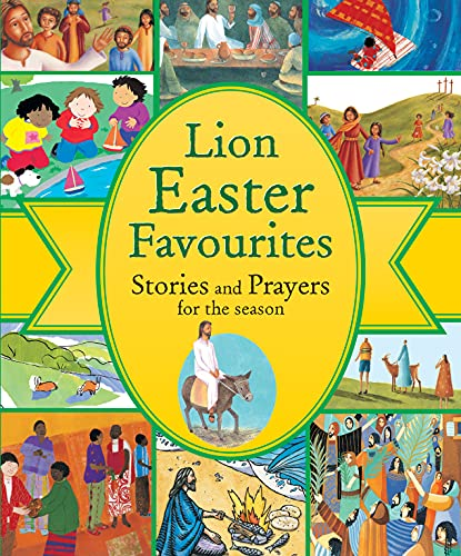 Lion Easter Favourites By Lois Rock