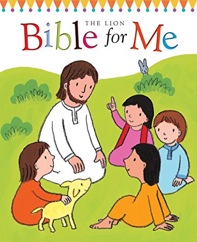 The Lion Bible for Me By Christina Goodings