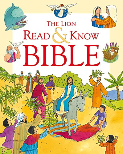 The Lion Read and Know Bible By Sophie Piper