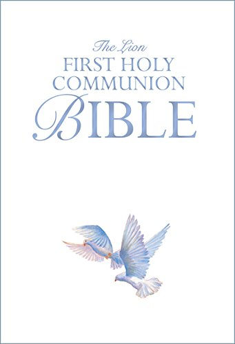 The Lion First Holy Communion Bible By Lois Rock