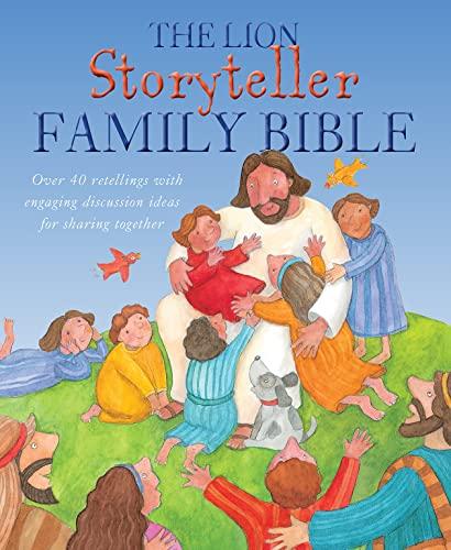 The Lion Storyteller Family Bible By Bob Hartman