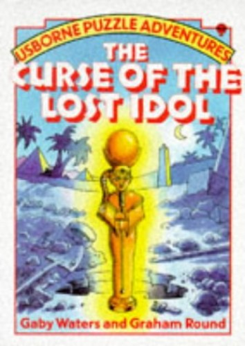 Curse of the Lost Idol By Gaby Waters