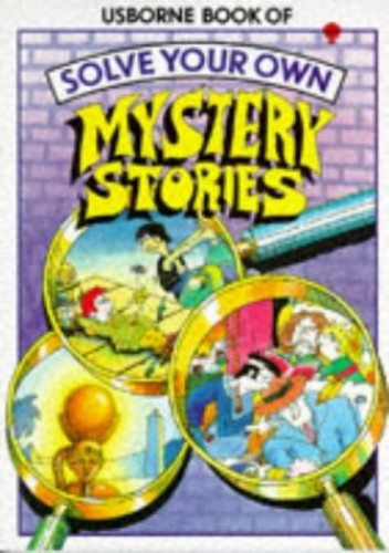 Solve Your Own Mystery Stories (Puzzle Adventures) by etc. Paperback Book The