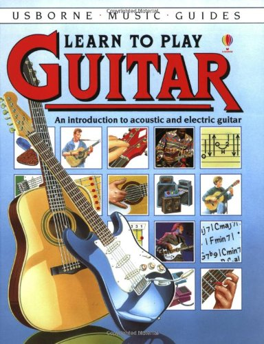Learn to Play Guitar by Louisa Somerville