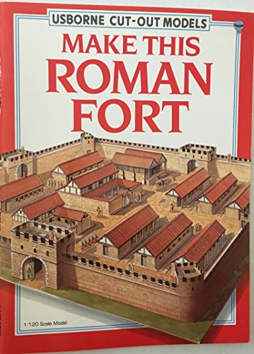 Make This Roman Fort By Iain Ashman