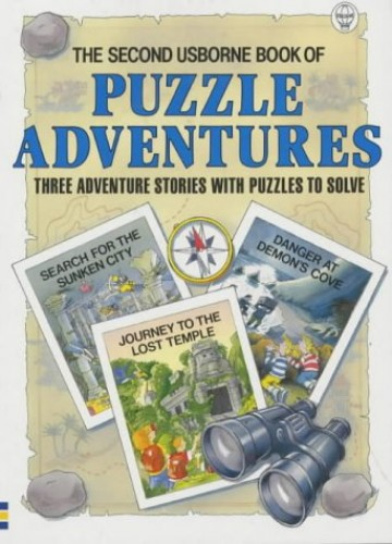Book of Puzzle Adventures: No. 2 by Karen Dolby