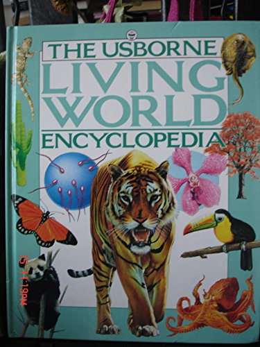 Usborne Living World Encyclopedia By Leslie Colvin