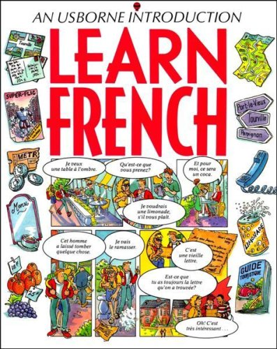 Learn French (Learn Languages) By Nicole Irving