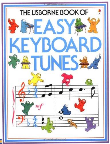 Usborne Book of Easy Keyboard Tunes By Philip Hawthorn