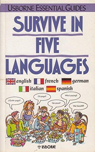 Survive in Five Languages By Ceris Farnes