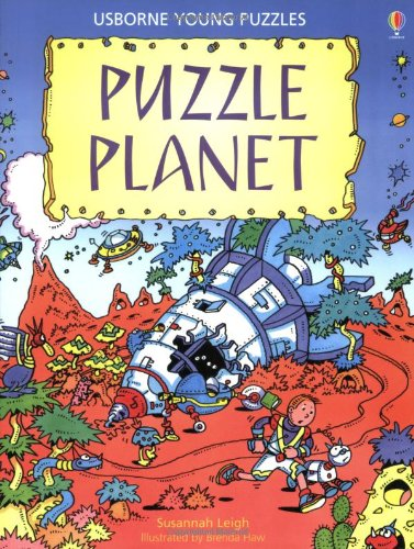 Puzzle Planet (Young Puzzles) By Susannah Leigh