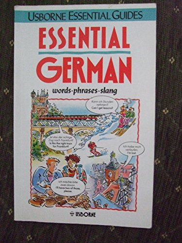 Essential German By Nicole Irving