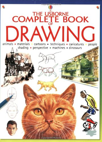 Usborne Complete Book of Drawing (Usborne Activity Books) by Edited by Alastair Smith