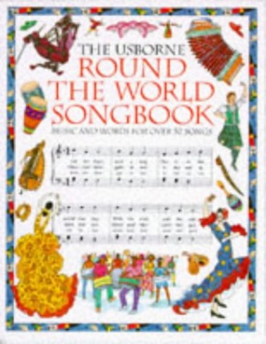 Round the World Songbook By Emma Danes