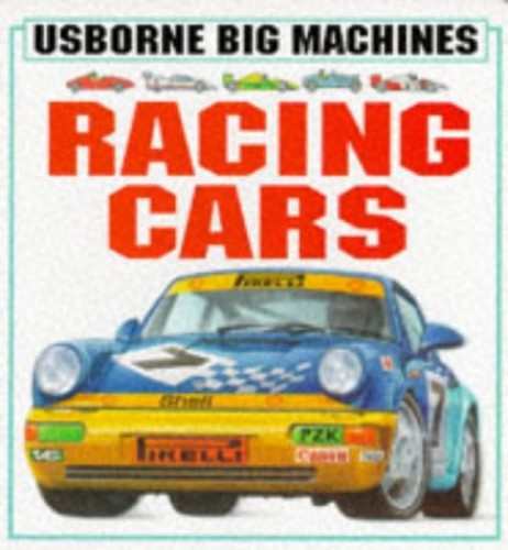 Racing Cars By Clive Gifford