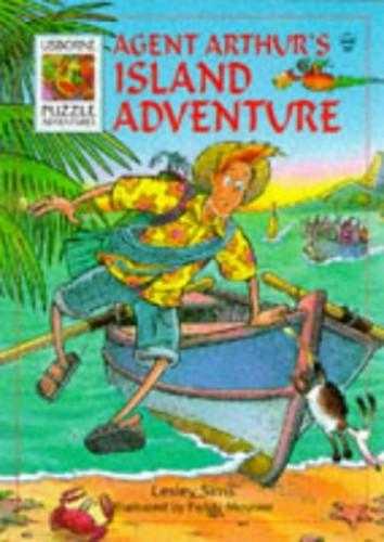 Agent Arthur's Island Adventure By Lesley Sims