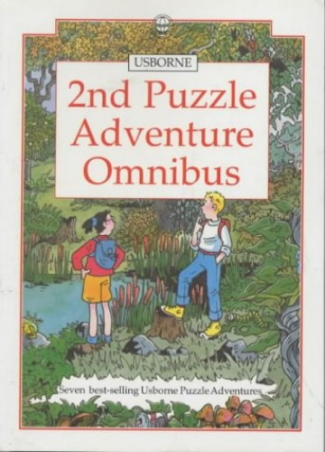 2nd Puzzle Adventure Omnibus By Martin Oliver