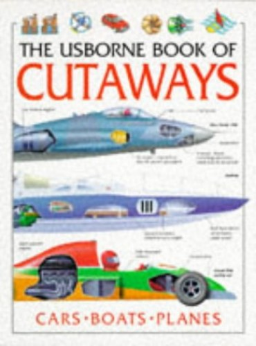 Usborne Book of Cutaways By Christopher Maynard