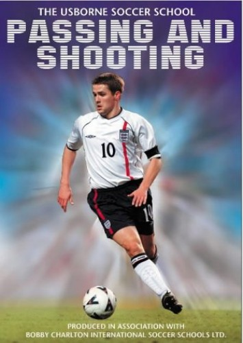 Passing and Shooting By Gill Harvey
