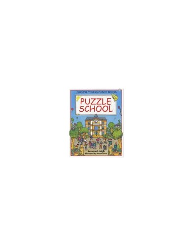 Puzzle School (Young Puzzles) By Susannah Leigh