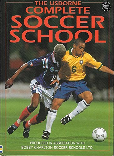 Complete Soccer School by Gill Harvey