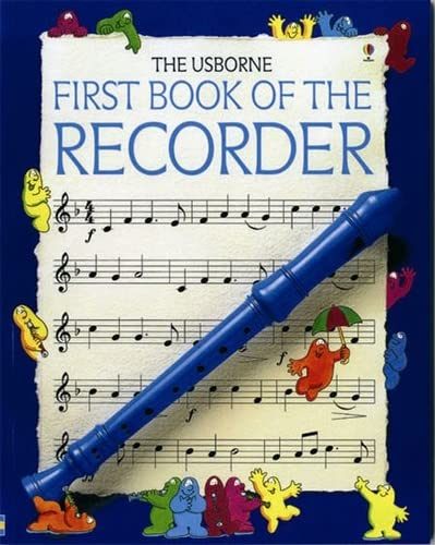 First Book of the Recorder By Caroline Hooper