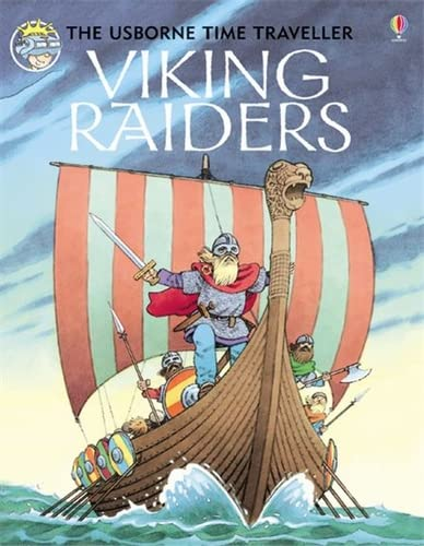 Viking Raiders by Anne Civardi