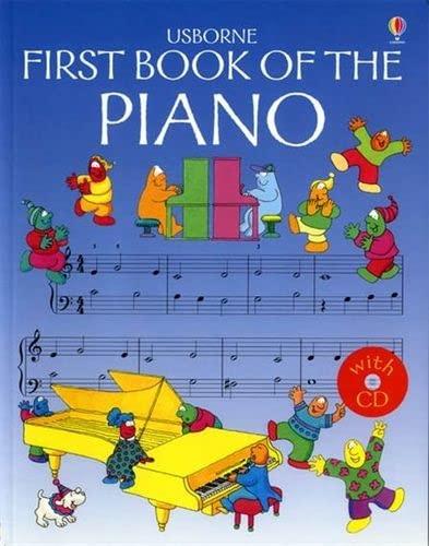 Usborne First Book of the Piano By E O'Brien