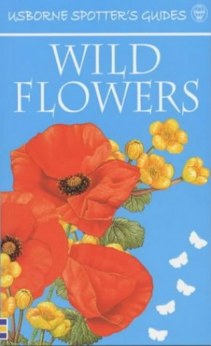 Wild Flowers (Usborne New Spotters' Guides) by C.J. Humphries