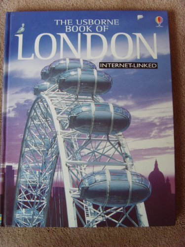 Internet-linked Book of London (Usborne City Guides) By Moira Butterfield