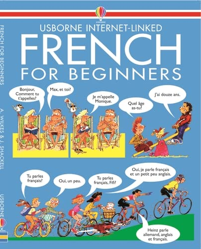 French for Beginners by Angela Wilkes