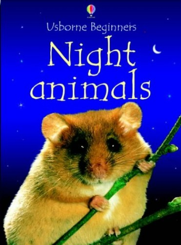 Night Animals (Beginners) By Susan Meredith
