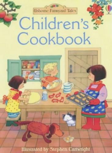 Children's Cookbook By Fiona Watt