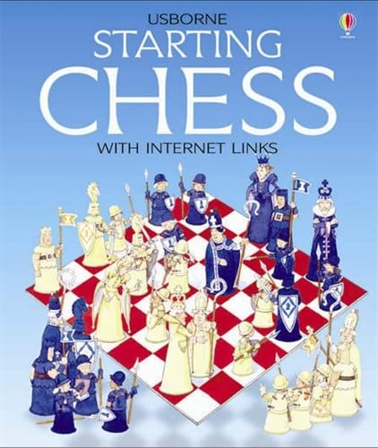 Starting Chess by Harriet Castor