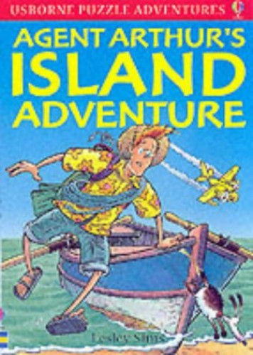 Agent Arthur's Island Adventure By Martin Oliver