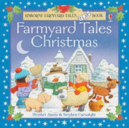 Farmyard Tales Christmas By Heather Amery