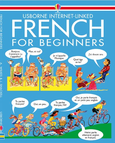 Usborne Internet-Linked French Dictionary for Beginners By Helen Davies