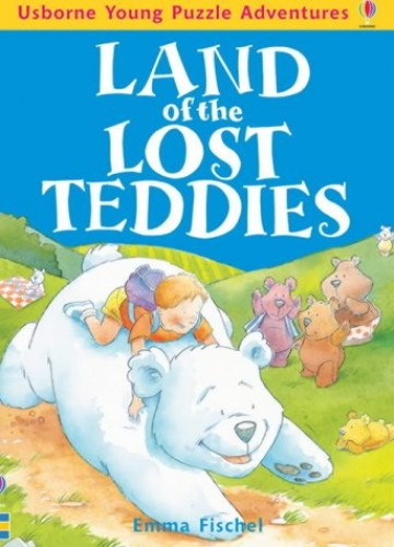 Young Puzzle Adventure: Land of the Lost Teddies By Karen Dolby