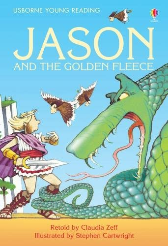 Young Reading: Jason and the Golden Fleece By Claudia Zeff