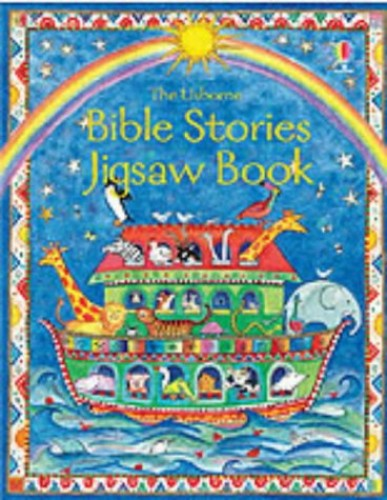 The Usborne Bible Stories Jigsaw Book By Heather Amery