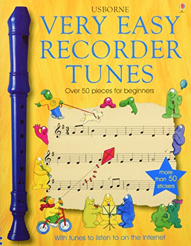 Very Easy Recorder Tunes By Anthony Marks